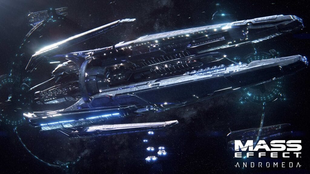 Mass Effect: Andromeda - Day One Patch