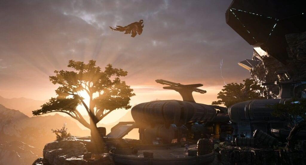Andromeda Multiplayer Gameplay