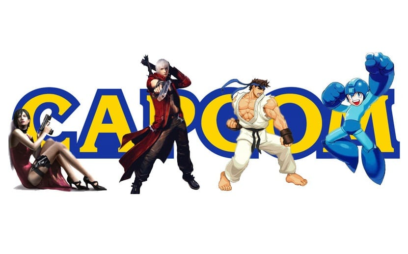 Capcom mobile games