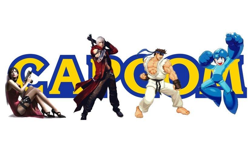 Capcom mobile games