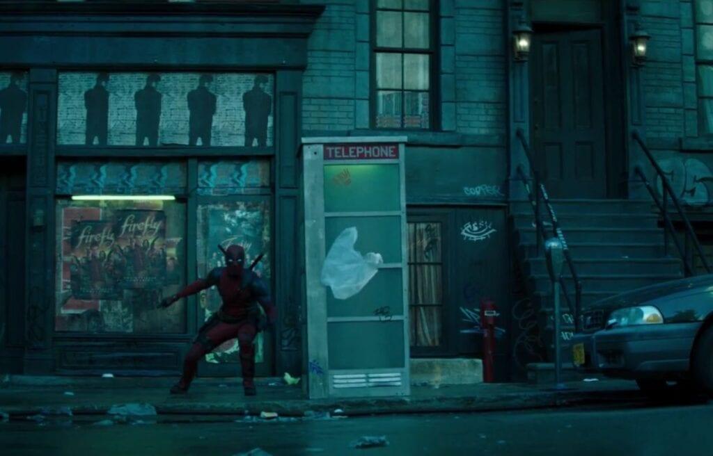 Deadpool 2 teaser