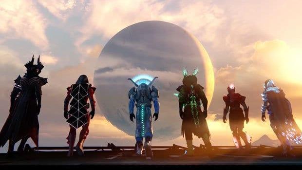 Destiny live event
