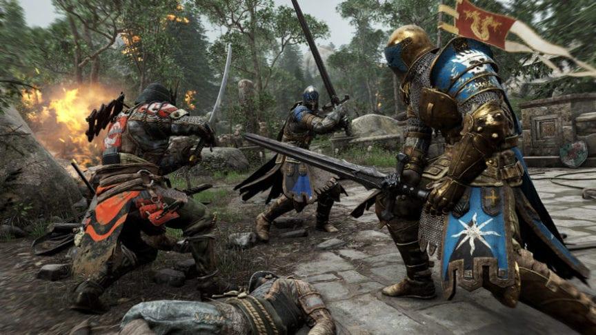 For Honor Centurion and Ninja