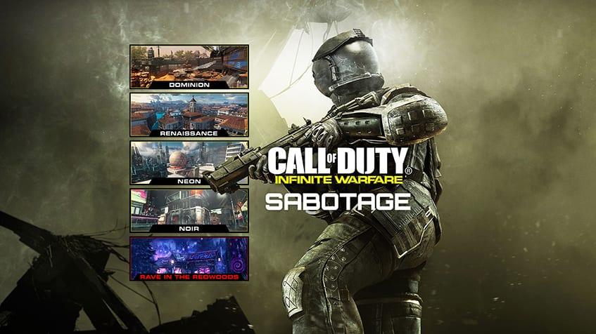 Sabotage DLC