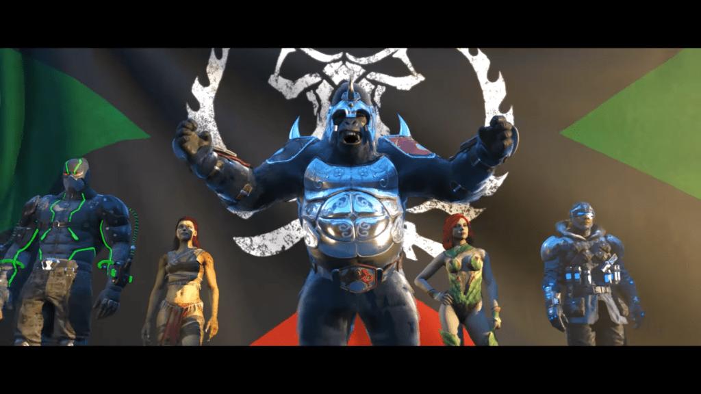 Injustice 2 Shattered Alliances Part 2