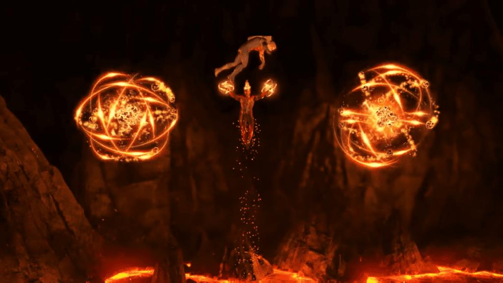 Injustice 2 Firestorm