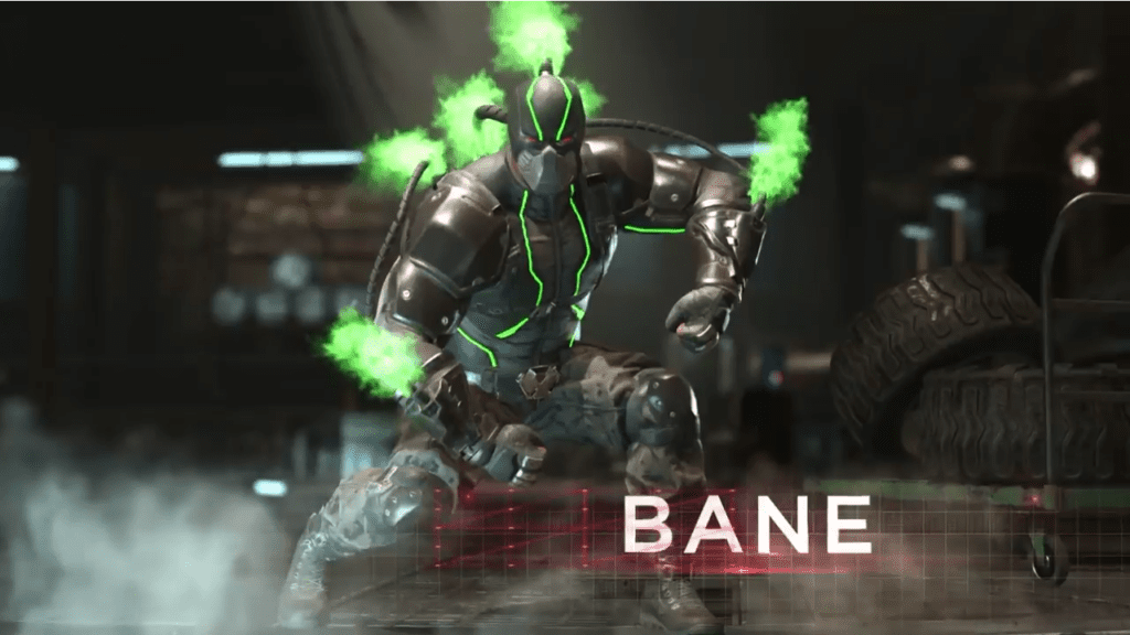 injustice 2 reveal bane