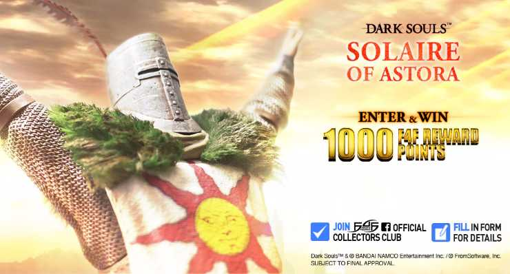 First 4 Figures Solaire of Astora