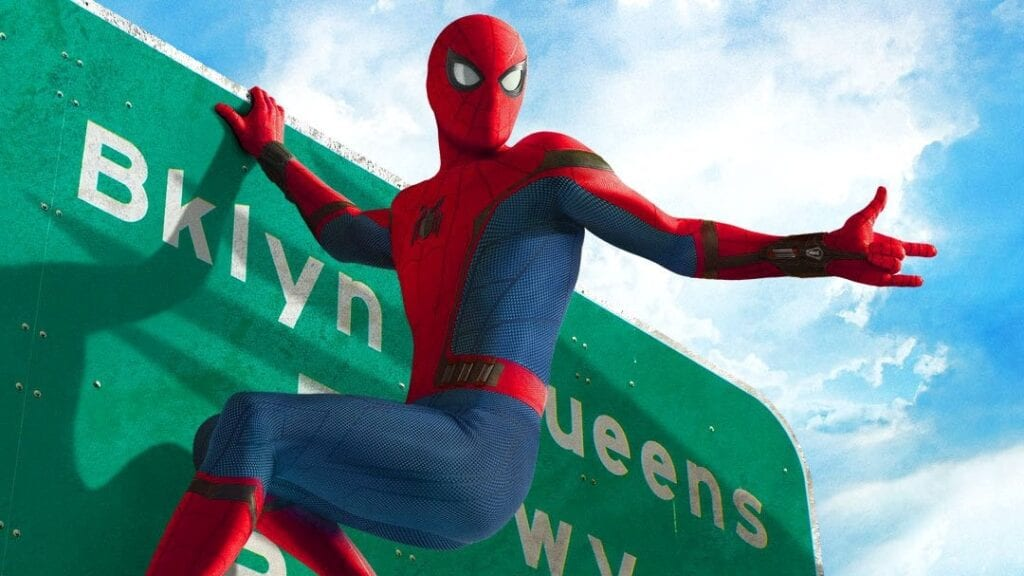 Spider-Man Homecoming Posters