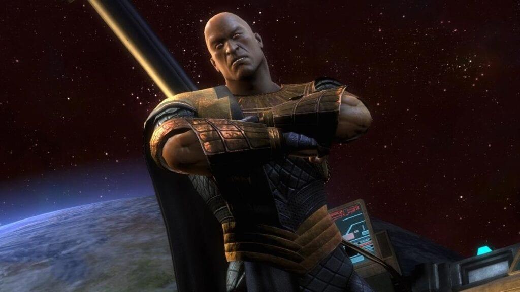 black adam injustice 2 character reveal