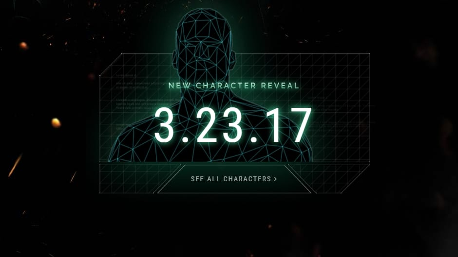 injustice 2 character reveal date
