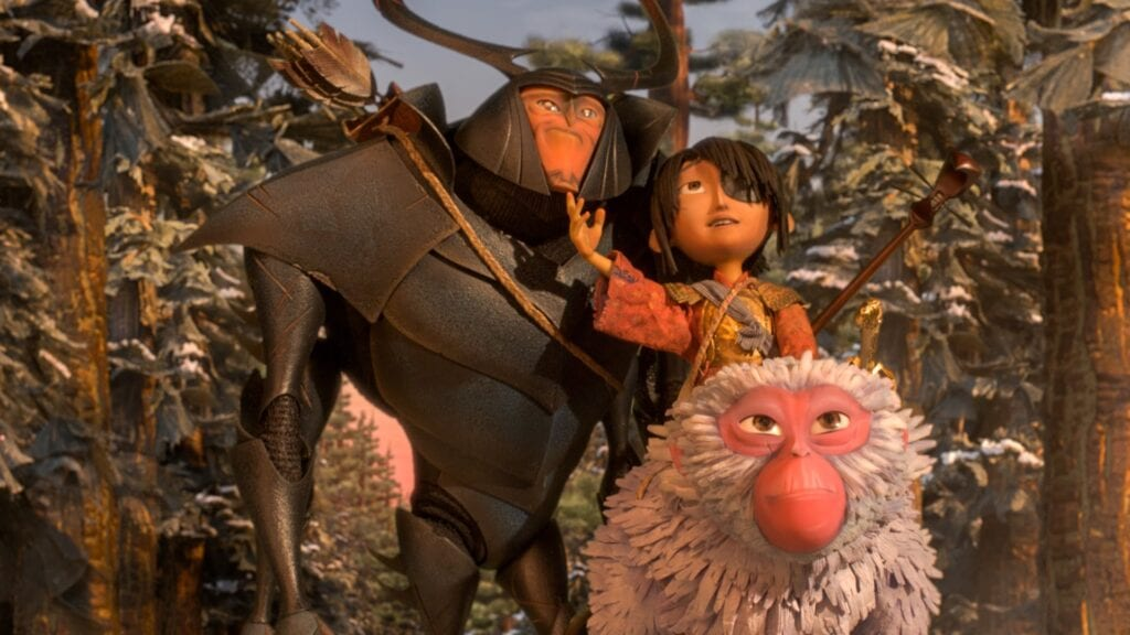 kubo two strings arriving april 2017