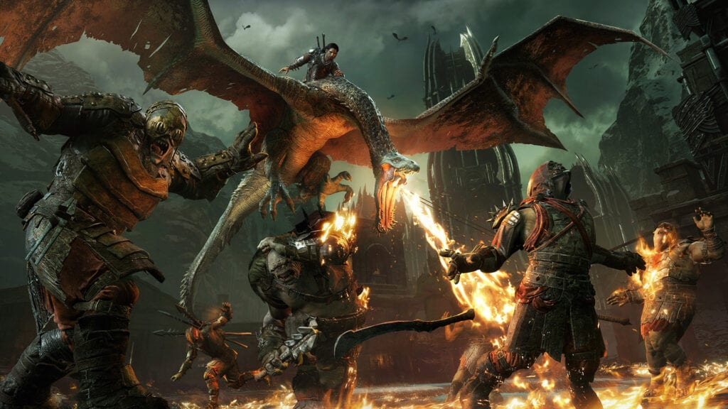 Shadow of War - Xbox Games marketing deal