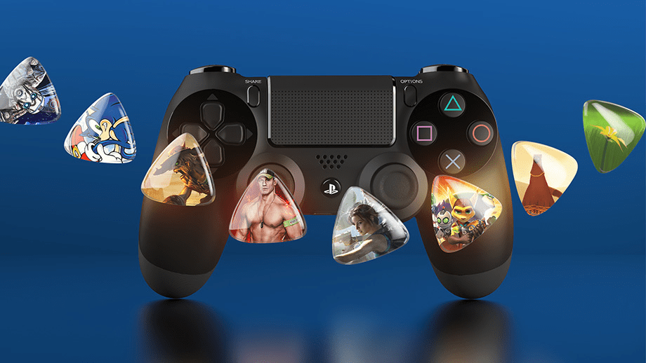 playstation now ps4 controller