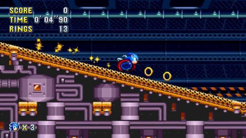 sonic mania project sonic 2017