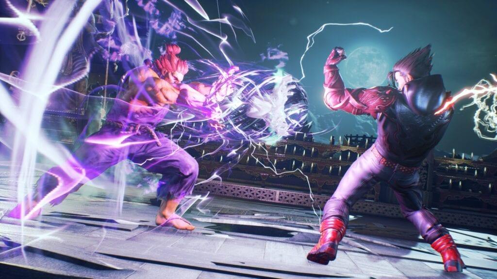 tekken 7 crossover characters
