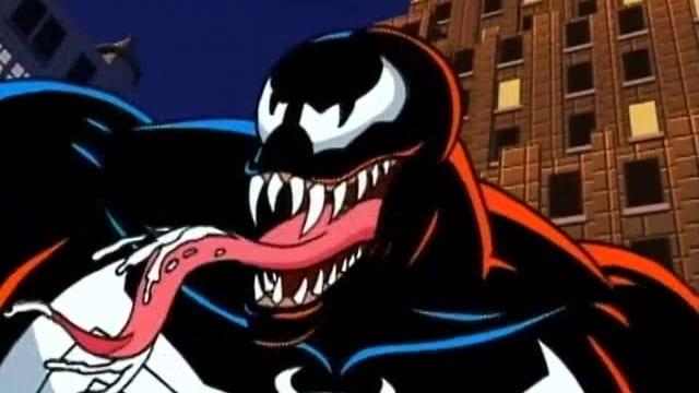villain venom 90s cartoon
