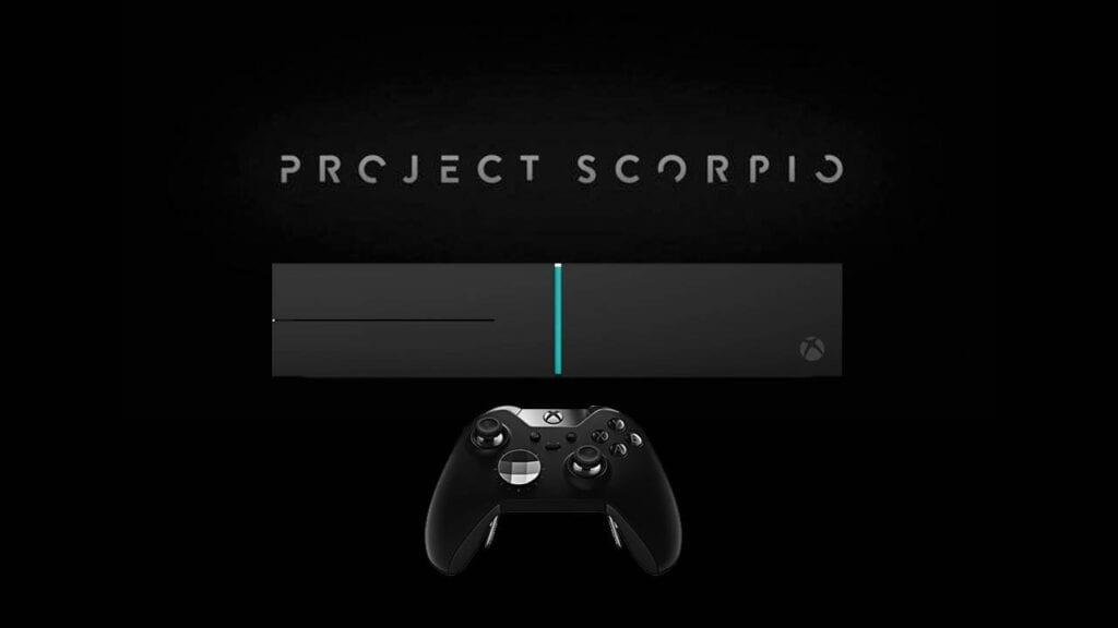 Project Scorpio Details
