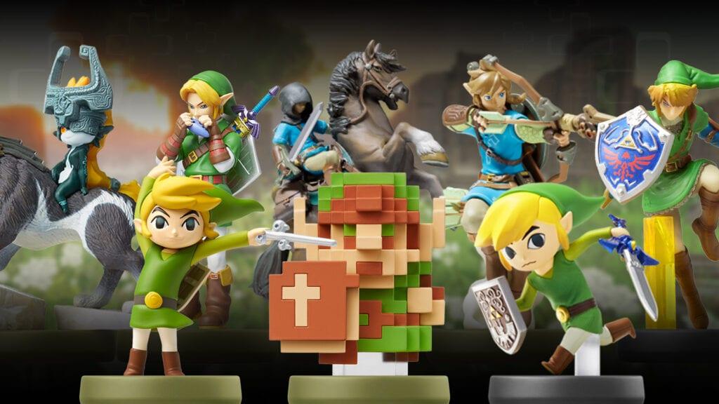 Amiibo's Zelda
