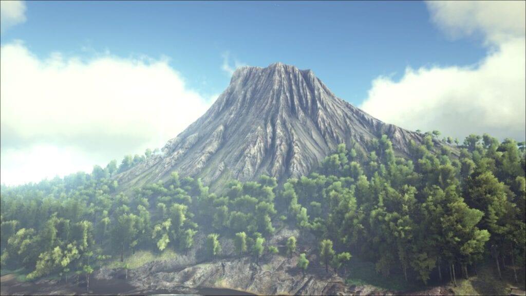 ARK: Survival Evolved Volcano