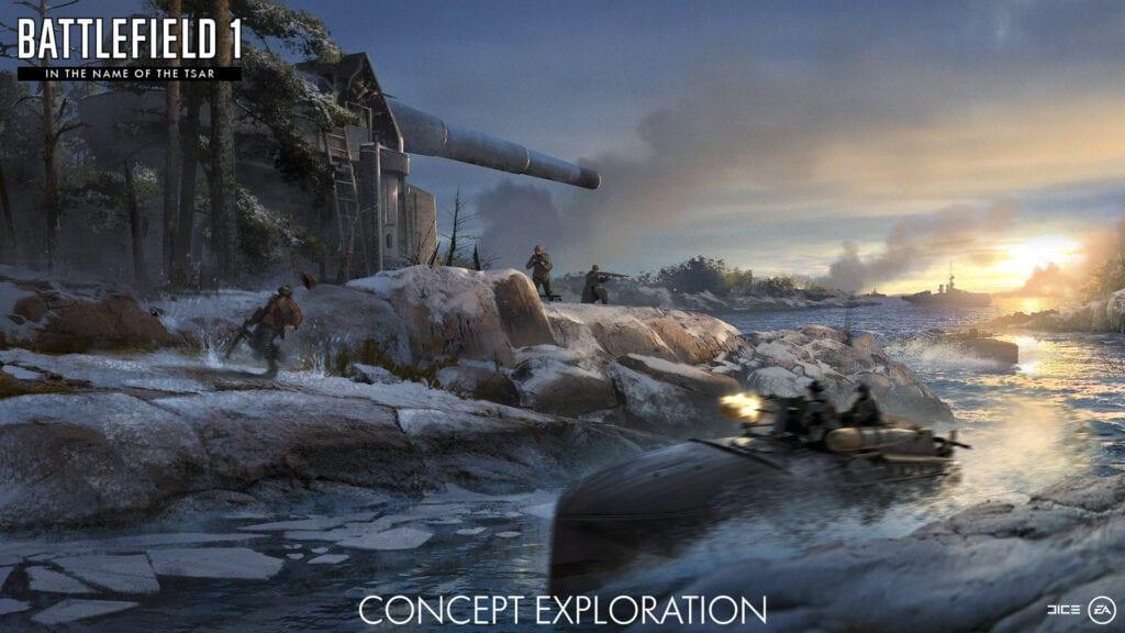 Battlefield 1 Monthly Updates