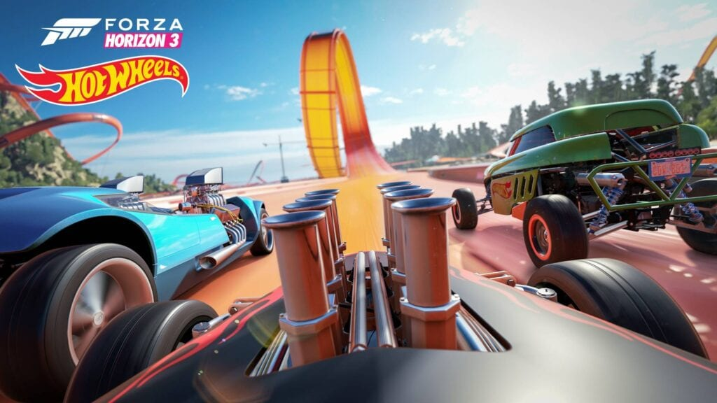 Hot Wheels Expansion