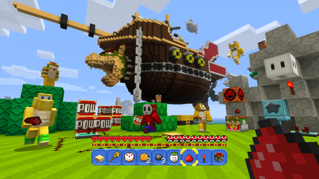 Microsoft's Minecraft