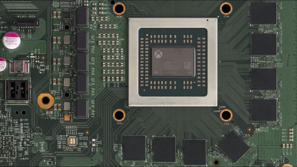 Project Scorpio Tech Specs