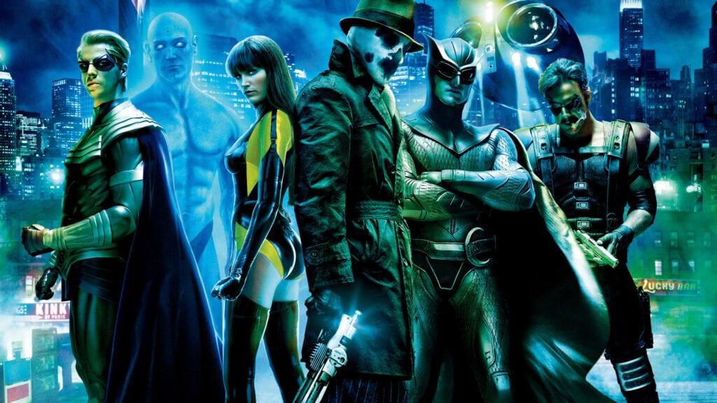 Watchmen animated movie