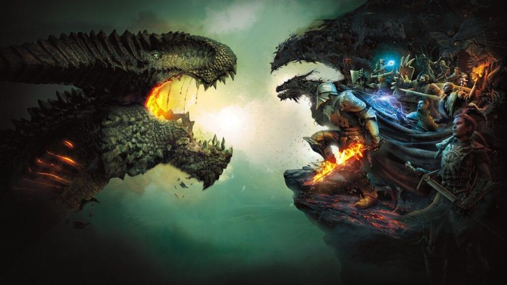 New Dragon Age game bioware