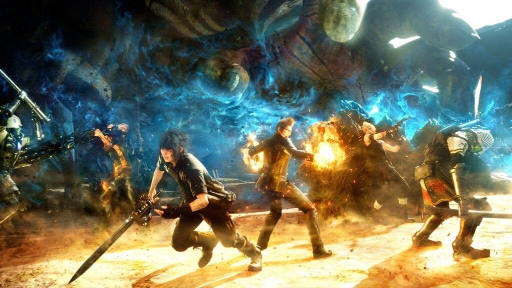 Final Fantasy XV Art Director