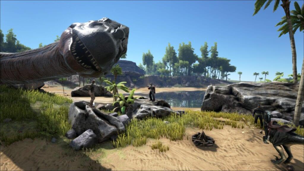 ARK: Survival Evolved Update