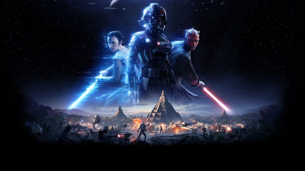 Battlefront 2's content