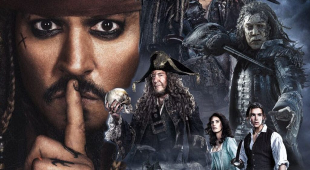 Caribbean 5 Box Office