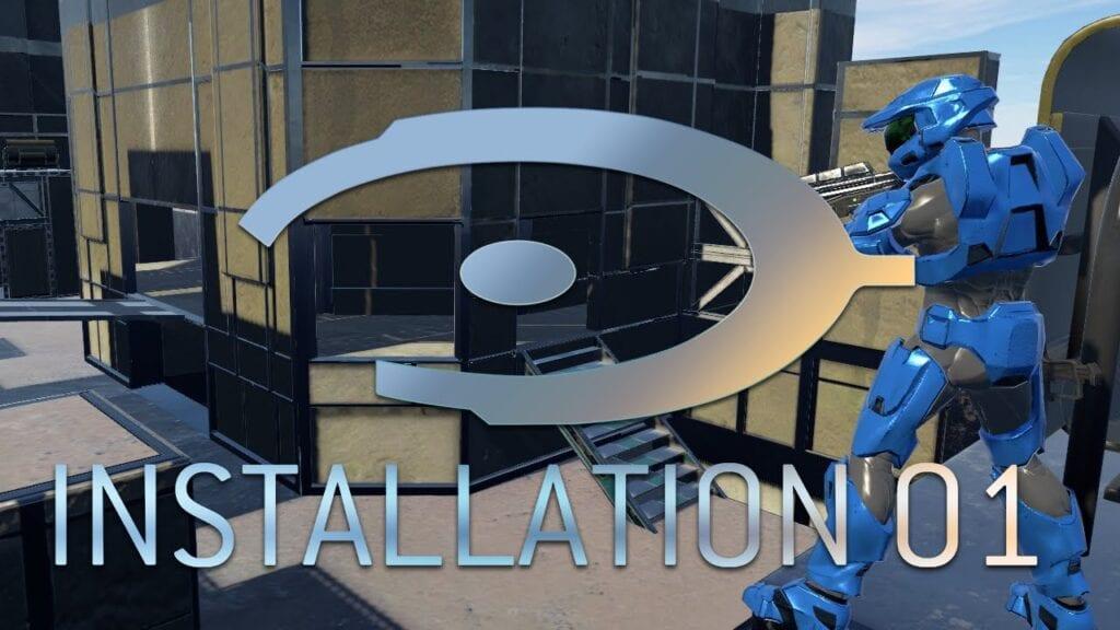 Installation 01