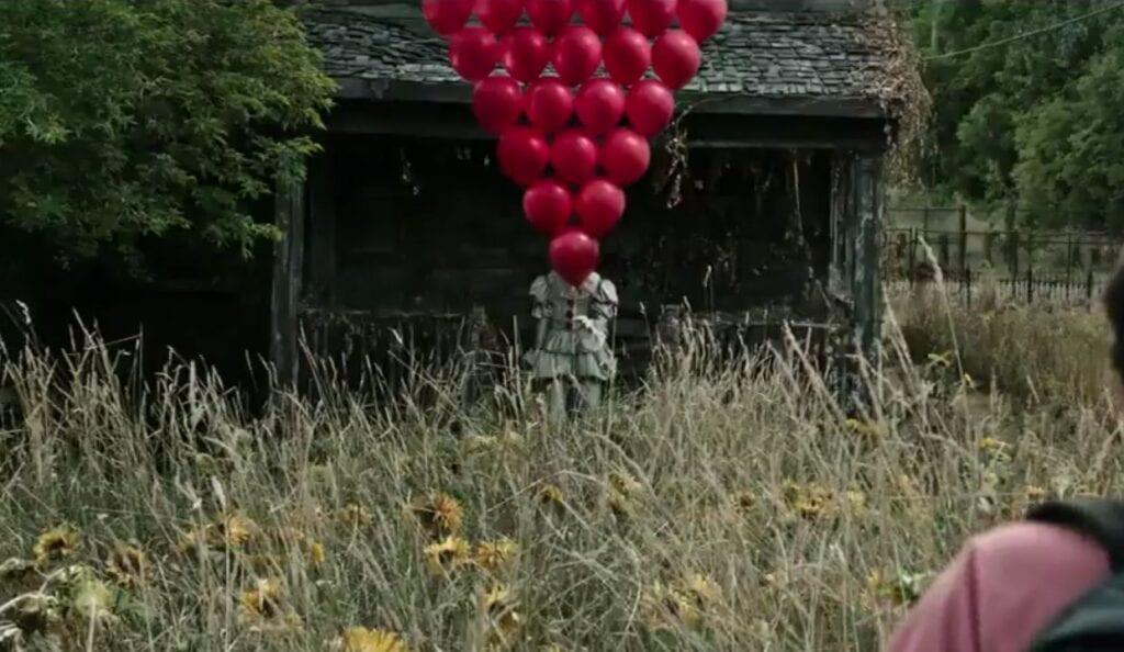 New Clip from Stephen King's It