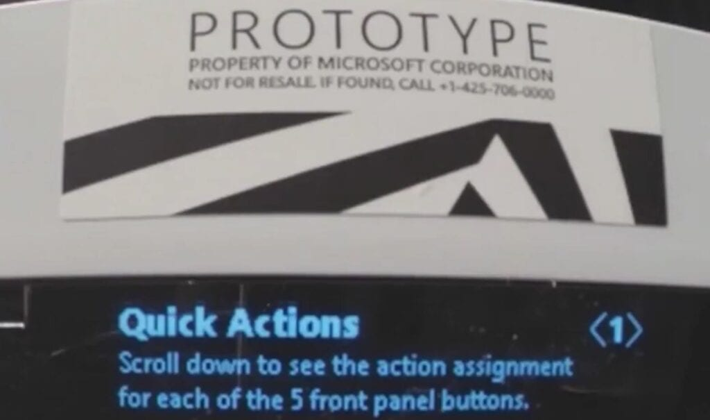 Project Scorpio Dev Kit