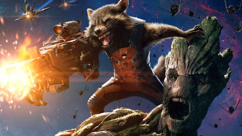 Rocket Raccoon