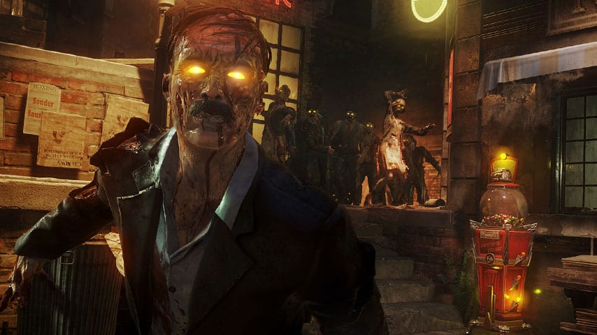 Black Ops III Zombies Chronicles