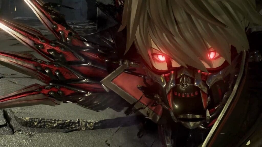 code vein trailer screenshot