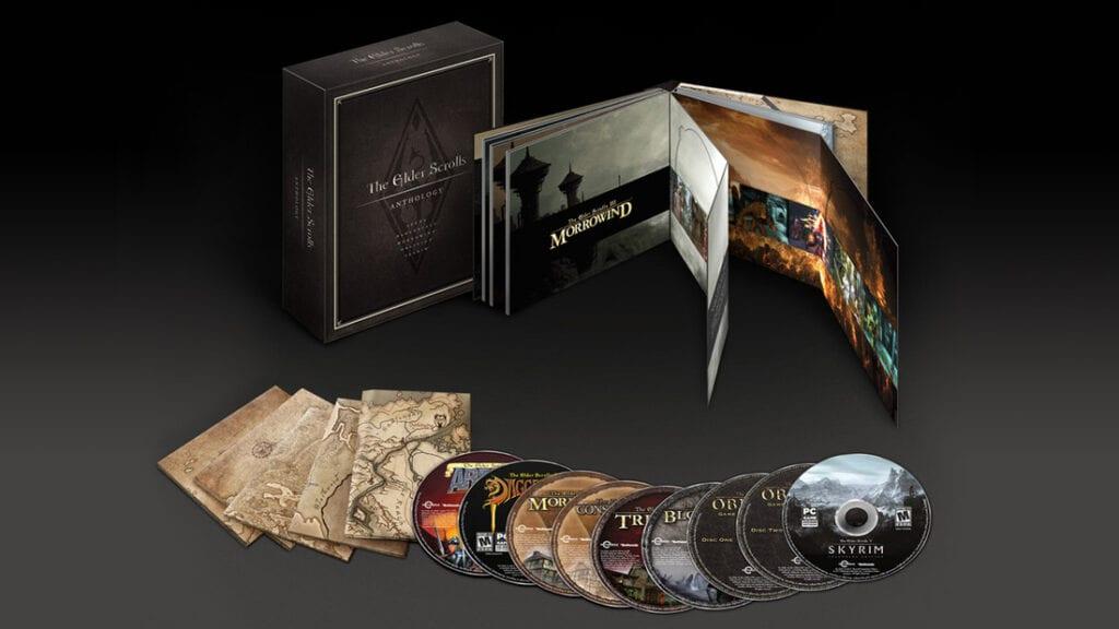 Elder Scrolls Anthology