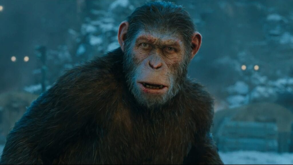 final war for the planet of the apes trailer