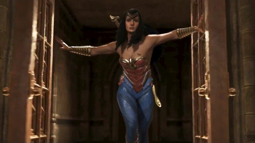 injustice 2 mobile wonder woman