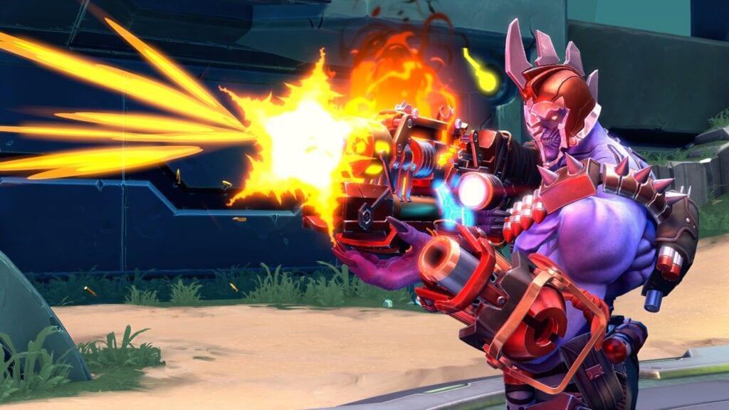 New Battleborn PvP mode