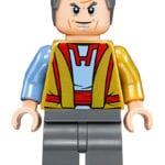 grandmaster thor ragnarok lego set