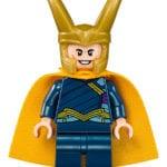 horned loki thor ragnarok lego set