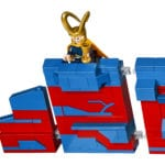 loki seat thor ragnarok lego set