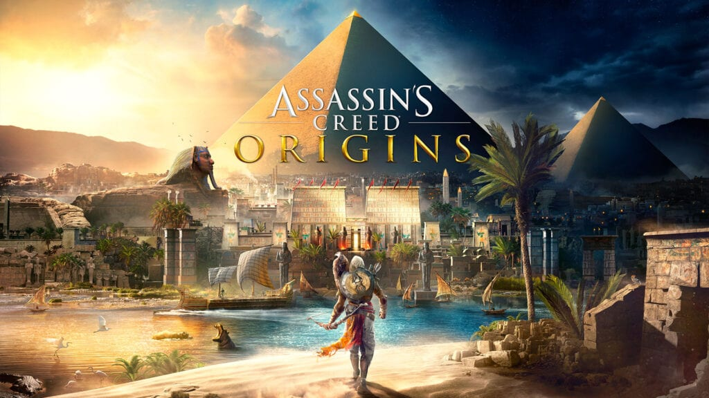 Assassins Creed Origins Legendary Edition