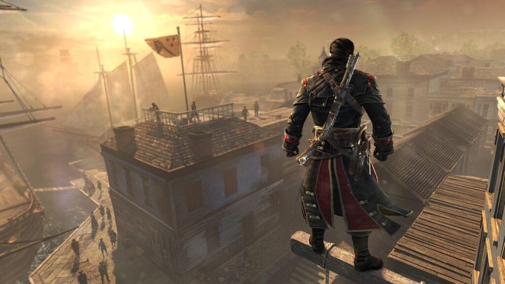Assassin's Creed Origins Leak