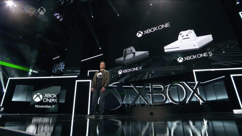 Microsoft's E3 2017
